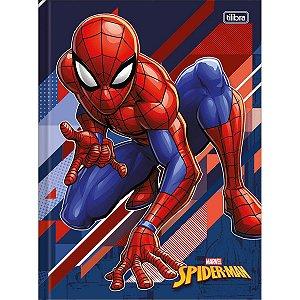 Caderno Universitário Brochura Spider Man 48 Folhas - Tilibra