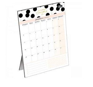 Calendário Planner De Mesa 2021 - Tilibra