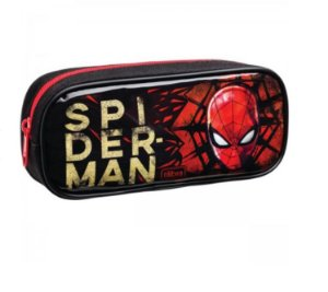 Estojo G Spider Man - Tilibra