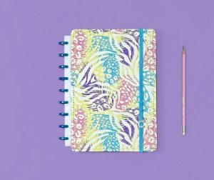 Caderno Frutti Médio - Caderno Inteligente