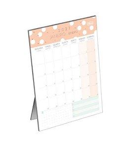 Calendário Planner De Mesa Soho 2021 - Tilibra