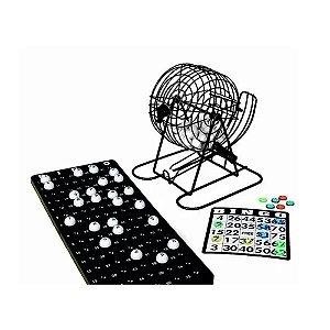 Jogo De Bingo Completo - VMP