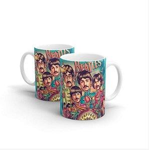 Caneca Cerâmica The Beatles - Beek
