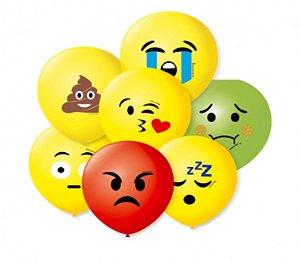 Balão Sortidos Emoções N° 9 - São Roque