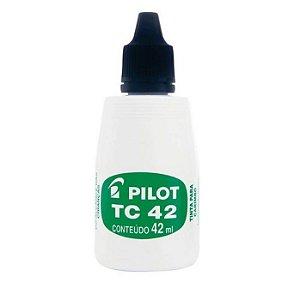 Tinta Para Carimbo Preto - Pilot