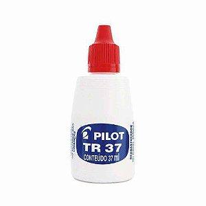 Tinta P/ Marcador Permanente Vermelho - Pilot