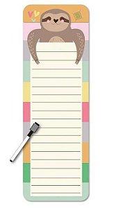 Memo Board Preguiça - Raizler