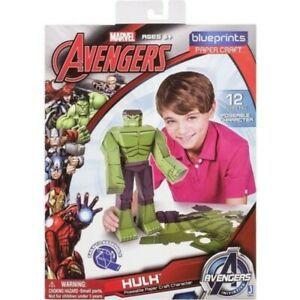 Figura De Dobrar Marvel Hulk Buster - Beek