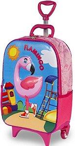 Mochilete Flamingo - Maxtoy