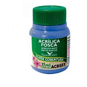 Acrílica Fosca Azul 37ml - Acrilex