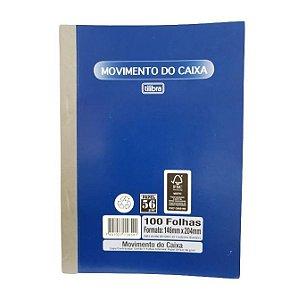 Movimento Caixa 100 Folhas - Tilibra