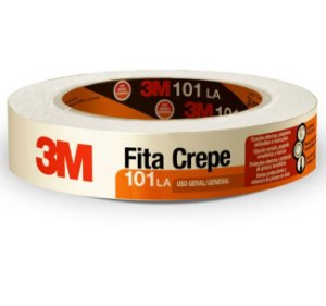 Fita Crepe 24mm x 50m - 3M