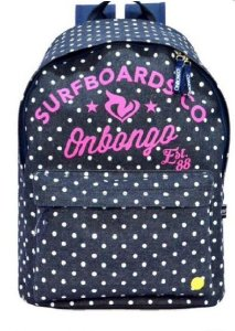 Mochila Juvenil Onbongo Surf Boards Co - Santino