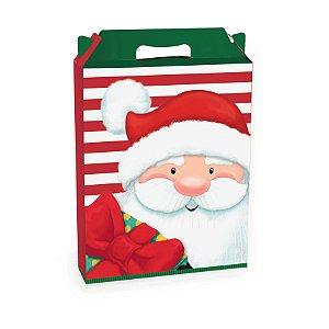 Caixa Maleta Magia De Natal G - Cromus