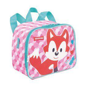 Lancheira 2 Em 1 Kids 19y Fox - Sestini