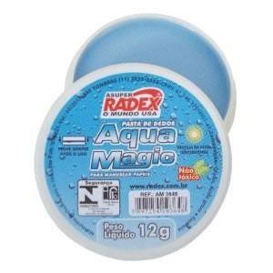 Umidificador De Dedo Asuper Aqua Magic 12g.- Radex