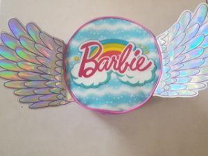 Lanch Especial Barbie Dreamtopia Colorido - Sestini