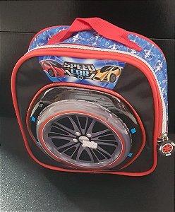 Lancheira Infantil Speed Car - Santino