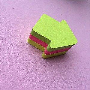 Marcador de Página 225 Folhas Stick Notes - Ótima