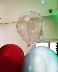 Balão C/ Glitter Vermelho - Vmp