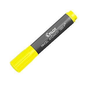 Pincel Marcador Atomico 1100p Amarelo Recarreg  - Pilot