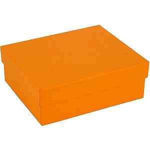 Caixa Para Presente Laranja Nº5-Cromus