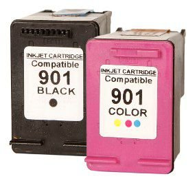 Cart Compativel 901xl Pt Color 14ml