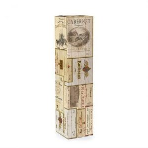 Caixa Vinho Rótulos-Cromus