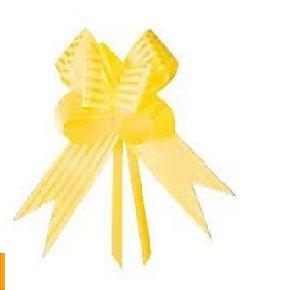 Laco Pronto Listras Amarelo 23mm - Cromus