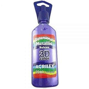 Dimensional Metallica Violeta 35ml - Acrilex