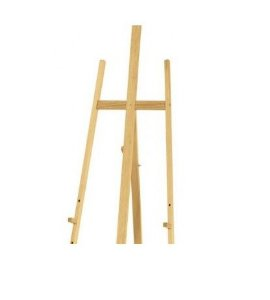 Cavalete Para Pintura Pinus Desmontado 1,80cm. Unidade 4102 - Souza