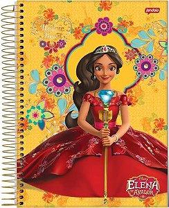 Caderno 10M Elena De Avalor - JANDAIA