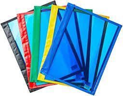 Capa para Caderno Acetado Colorido - Goodie