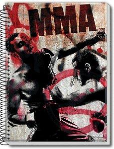 Caderno MMA 12m - Credeal