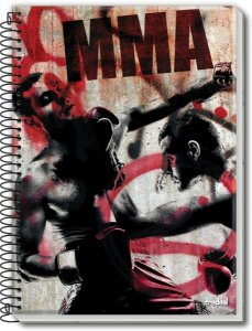 Caderno MMA 10m - Credeal