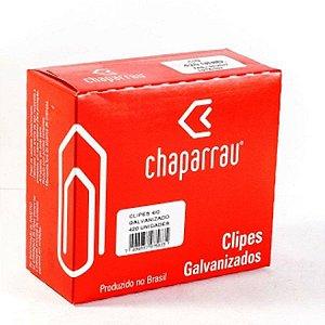 Clipes Galvanizado N 4/0 C/ 420 Unids. Chaparrau