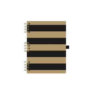 Caderno Gold&Kraft 177 - Otima