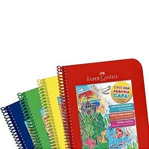 Caderno Criativo Cores Sortidas - Faber-Castell