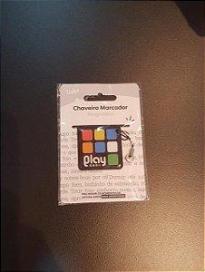 Chaveiro Marcador Magnético Play - Uatt
