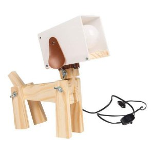 Luminária Articulada Cachorro Natural Colors - Uatt