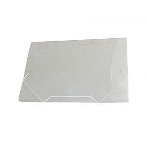 Pasta Plástica Fina Oficio Cristal - ACP