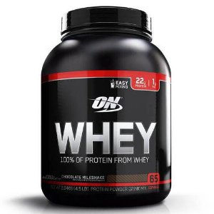 Whey Protein Gold Standard ON BlackLine 2,1kg