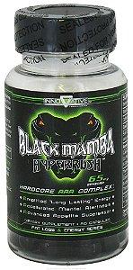 Black Mamba - Hyperrush 90 Cápsulas