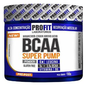 Bcaa Super Pump 150g Pro-Fit