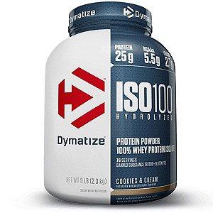 Iso-100 2,3kg Dymatize