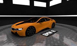 BMW i8 p/intros (CINEMA 4D)