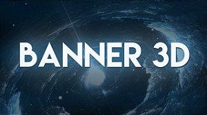 Banner 3D