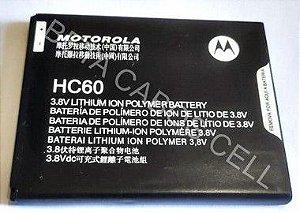 Bateria para Motorola C XT1726 HC60 2685/2800 mAh AAA Alta Qualidade