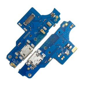Conector De Carga Placa Dock Flex Usb para Motorola E7 Plus