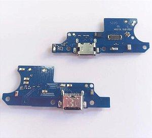 Conector De Carga Placa Dock Flex Usb para Motorola E7 Power